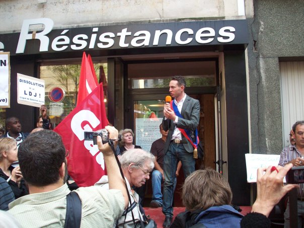 Ian Brossat résistances